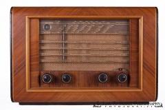 Tuotekuva antiikkinen radio